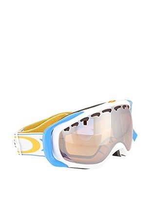 OAKLEY Skibrille OO7005N-59 weiß/blau