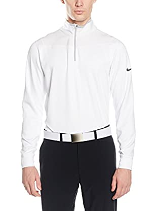 Nike Felpa Dri - Fit 1/2 - Zip Ls Top