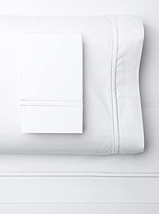 Sleep Tite Malouf Cotton Percale Sheet Set