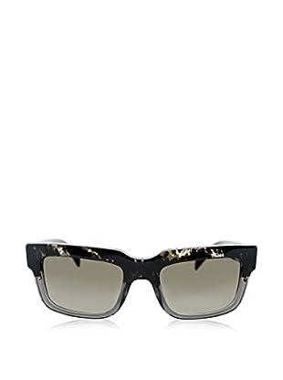 Prada Sonnenbrille Pr 01Qs Dg70A7 (52 mm) schwarz/grau