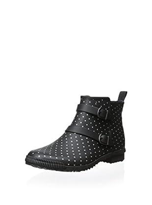 Cougar Women's Royale Boot (Black Polka Dot)