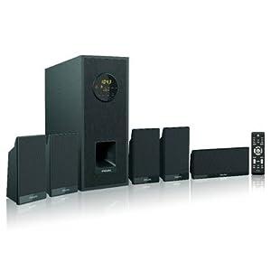 Philips DSP 75U 5.1 Channel Multimedia Speakers