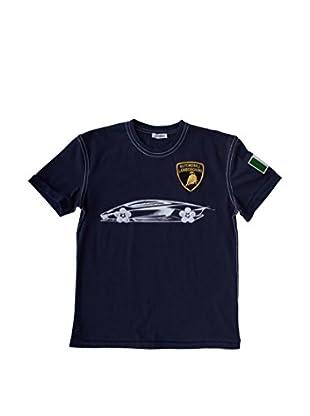 Lamborghini Camiseta Manga Corta Aventador