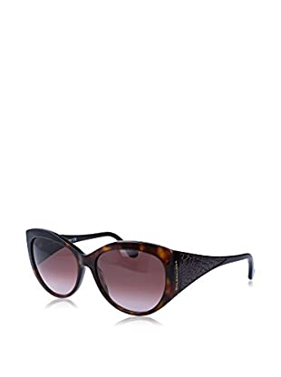 Balenciaga Gafas de Sol BA0023 16 140 52T (58 mm) Marrón
