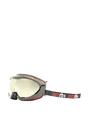 Zero RH+ Skibrille 99501 rot/schwarz