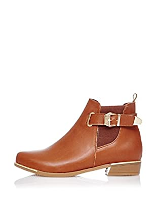 Shoes Time Stiefelette mit Schnalle