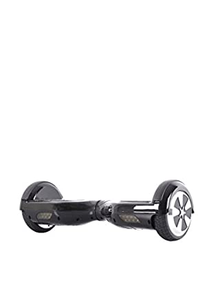 Balance Riders Scooter Eléctrico Hoverboard S6+ Negro