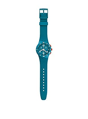 Swatch Quarzuhr Unisex Unisex Patmos 42 mm