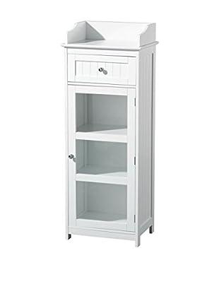Premier Housewares Badschrank 2402062 weiß