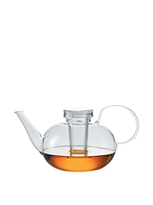 Jenaer Glas Wagenfeld Collection Teapot with Lid & Filter, 50.6-Oz.