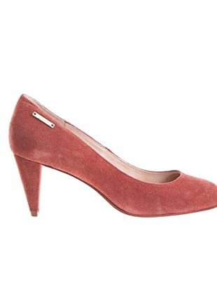 Diesel Zapatos High (Rojo)
