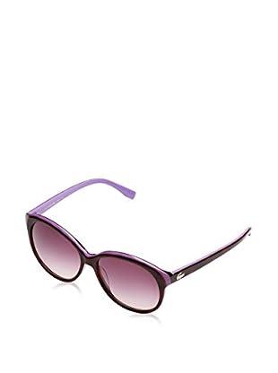 Lacoste Sonnenbrille L748S (57 mm) braun/lavendel