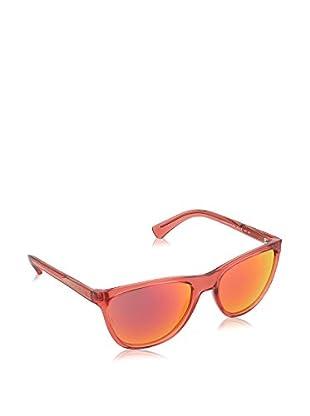 Emporio Armani Sonnenbrille 4053 53776Q (57 mm) koralle
