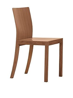 Domitalia Coco Chair, Walnut