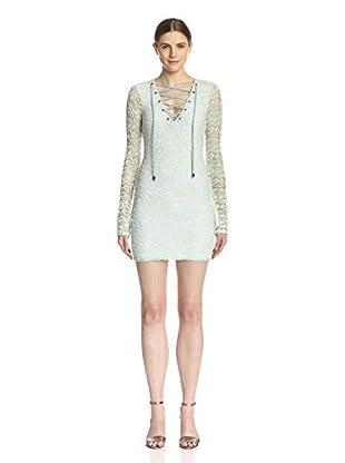 Silva Women's Lace Up Dress