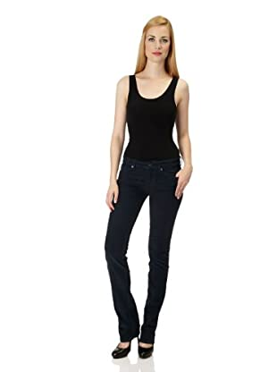 7 for all Mankind Cordchino Roxanne (Schwarz)
