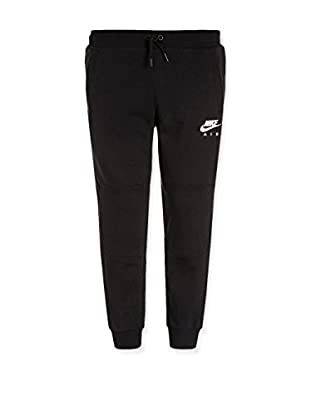 Nike Pantalón de Chándal Ya Air Ft Cuff Pant Yth