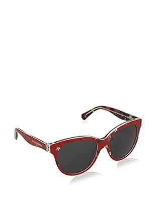 Dolce & Gabbana Sonnenbrille Mod. 4176 298787 49_298787 (49 mm) rot