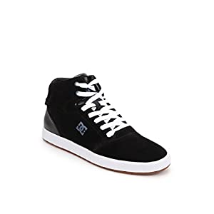 DC Men' Hardy Black Sneakers