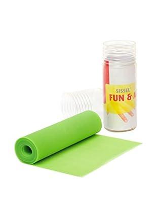 Sissel Fascia Fun-&Active-Band Verde