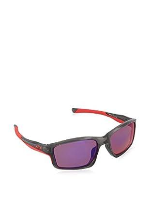 OAKLEY Occhiali da sole Polarized CHAINLINK (57 mm) Nero/Rosso