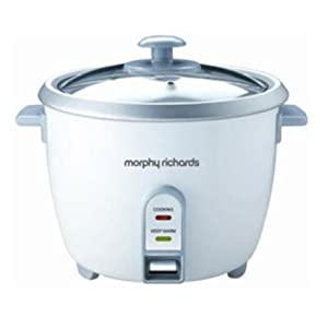 Morphy Richards HRP Electric Cooker-White
