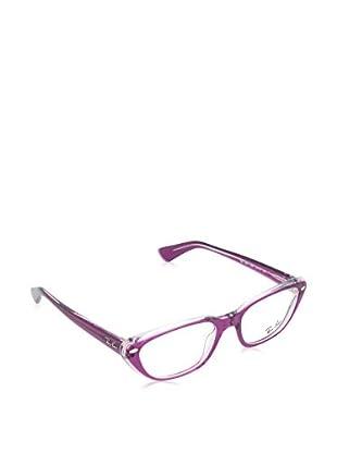 Ray-Ban Montura 5242 525453 (53 mm) Violeta