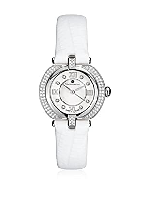 Mathieu Legrand Reloj con movimiento cuarzo suizo Woman Blanco 28 mm