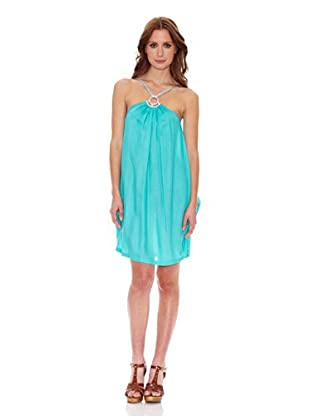 Candora Vestido Ariana (Turquesa)