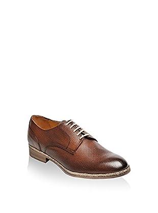 British Passport Zapatos derby