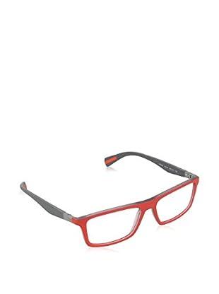 Prada Montura 02FVFRAMEUAR1O154_UAR1O1 (54 mm) Rojo / Gris