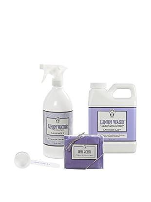 Le Blanc Lavender Small Linen Care Kit