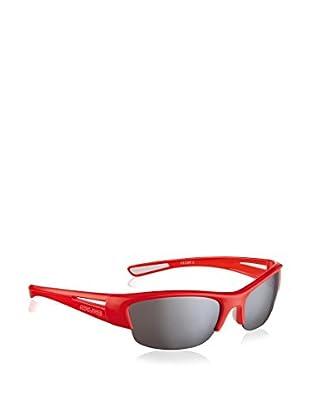 Salice Gafas de Sol 844RW (55 mm) Rojo