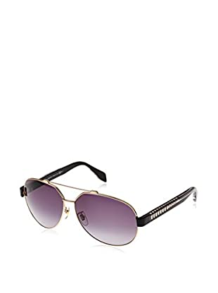 Alexander McQueen Gafas de Sol AMQ4264/F/S (65 mm) Dorado