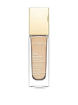 Clarins Flüssige Foundation Skin Illusion N°108-Sand 10 SPF  30 ml, Preis/100 ml: 96.5 EUR