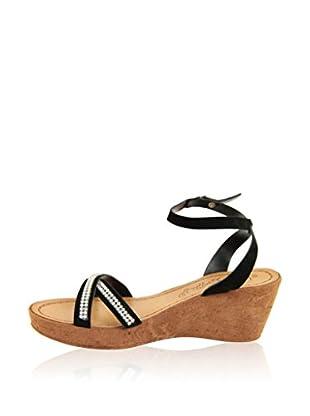 Miss Butterfly Keil Sandalette