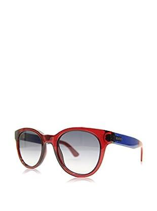 Gucci Occhiali da sole GG-1159/S-VN8 (50 mm) Rosso