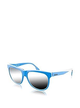 Diesel Sonnenbrille DL0112-86C (64 mm) blau/weiß