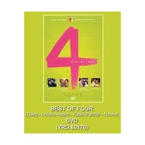 Best of Four Songs - Daag/Doosra Aadmi/Kaala Patthar/Noorie