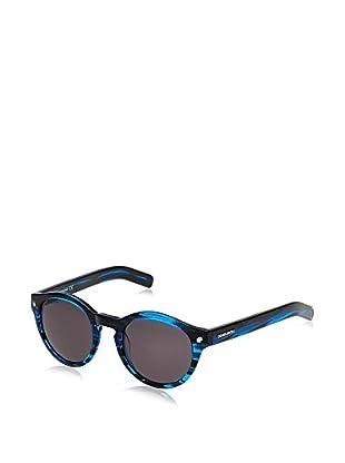 D Squared Sonnenbrille DQ0188-92A-48 (48 mm) schwarz/blau