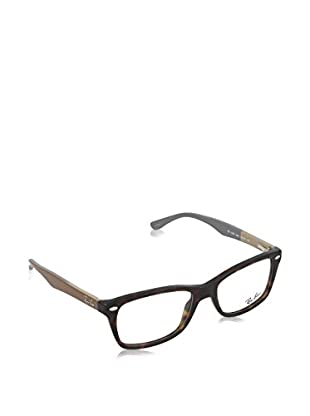 Ray-Ban Gestell 5228 554550 (53 mm) havanna