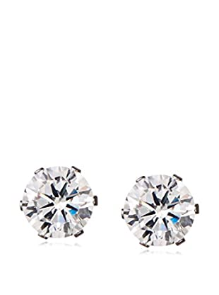Stephen Oliver Men's CZ Stud Earrings