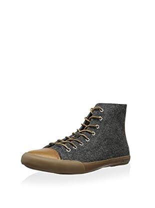 SeaVees Men's Army Issue Wool Hightop Sneaker