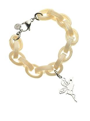 Nomination Armband Cherie elfenbein