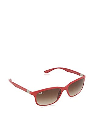 Ray-Ban Sonnenbrille Mod. 4215 612613 (57 mm) rot
