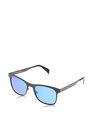 Italia Independent Sonnenbrille 0024T (53 mm) schwarz/himmelblau