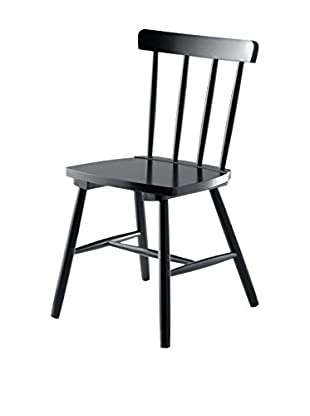 Stuhl 2er Set Kaos A10 schwarz