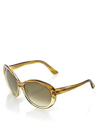 Emilio Pucci Sonnenbrille EP708S cognac