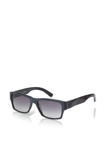 Jil Sander Women's Faceted Sunglasses, Denim