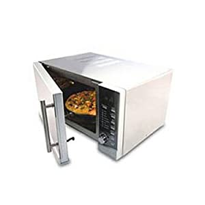 Morphy Richards 30CGR Microwave Oven-Silver